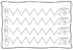 1. sınıf uyum dönemi çizgi çalışmaları (18)