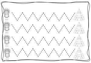 1. sınıf uyum dönemi çizgi çalışmaları (19)