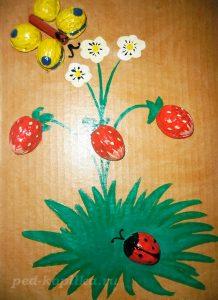 ceviz kabuğu ile sanat (2)