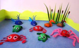 ceviz kabuğu ile sanat etkinlikleri (4)