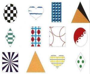 geometrik şekiller etkinlikler (2)