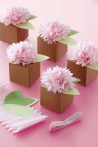 grapon kağıtlarından çiçek yapımı (1)