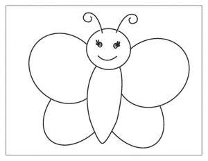 kelebekler oyun hamuru matı