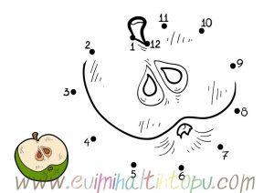 matematik sayıları birleştir boya etkinlikler (2)