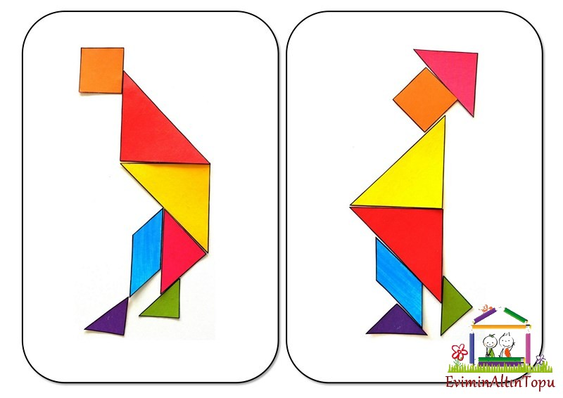 Photo of Tangram Etkinlikleri