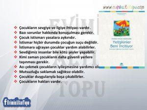 çocuk istismarı üzerine farkındalık (2)