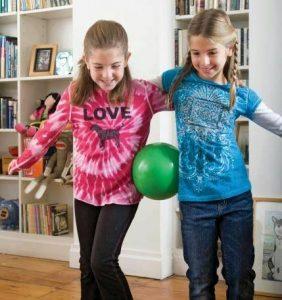 çocuklarla birlikte açık havada oyunlar (4)