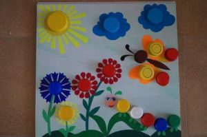 okul öncesi kapaklar ile resim tamamlama etkinlikleri (3)