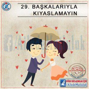 uzun ömürlü evlilkler için (5)