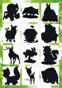 hayvanlar-golge-eslestirme