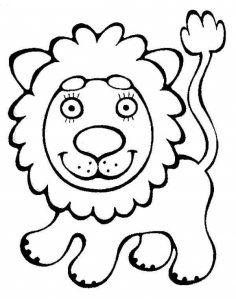 aslan boyama