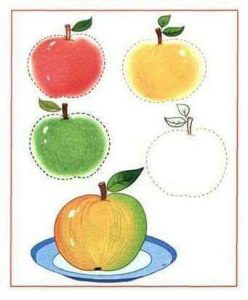 elma çizgi