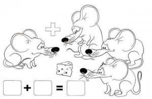 farelerle toplama işlemi