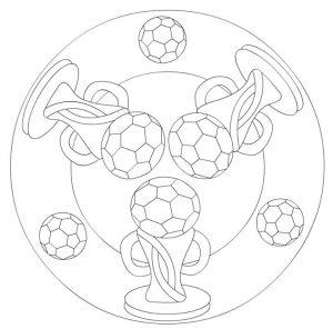 Harika Futbol Etkinlik Sayfaları Evimin Altın Topu