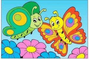 güzel kelebekler
