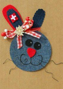 kottan tavşan yapımı