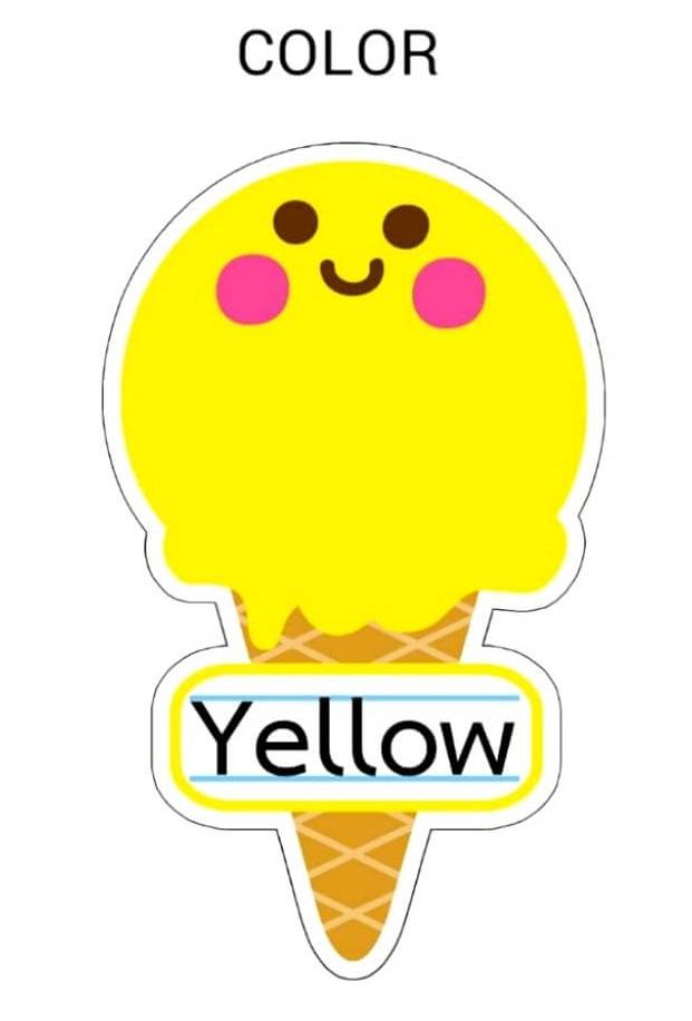 sarı renk etkinliği