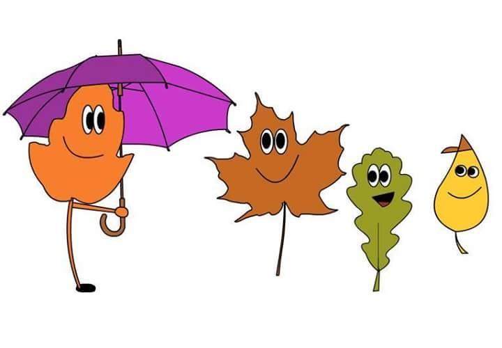 Eğlenceli Sonbahar Sanat Etkinlikleri Okul öncesi Sonbahar Teması