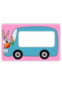 tavşan yaka kartı