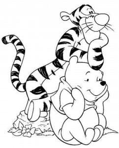tiger boyama