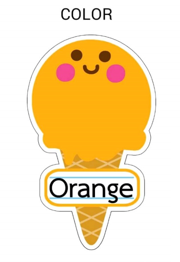 turuncu renk etkinliği