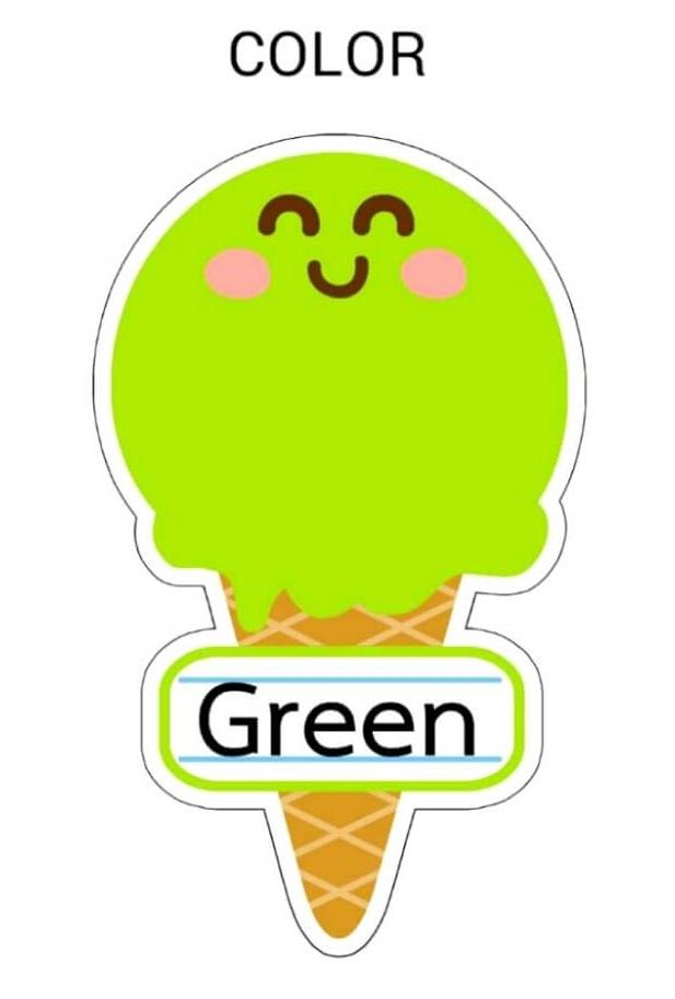 yeşil renk etkinliği