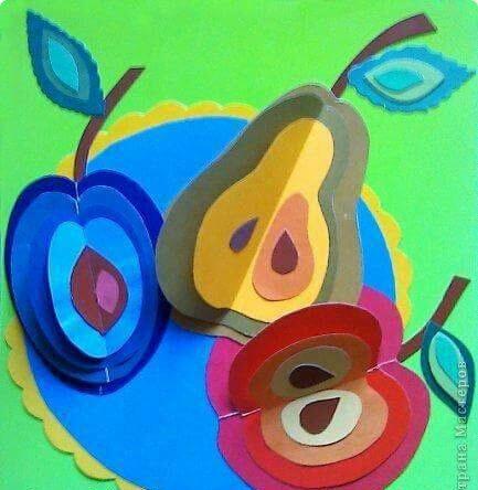 Meyve Sanat Etkinlikleri Okul öncesi Meyve Sanat Etknlikleri