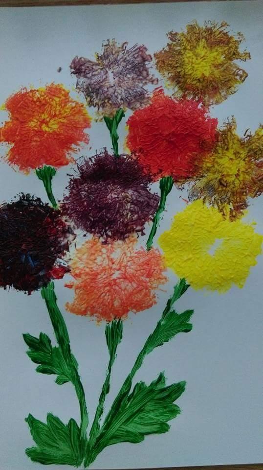 Photo of Öğretmenler Günü Çiçek Sanat Etkinlikleri