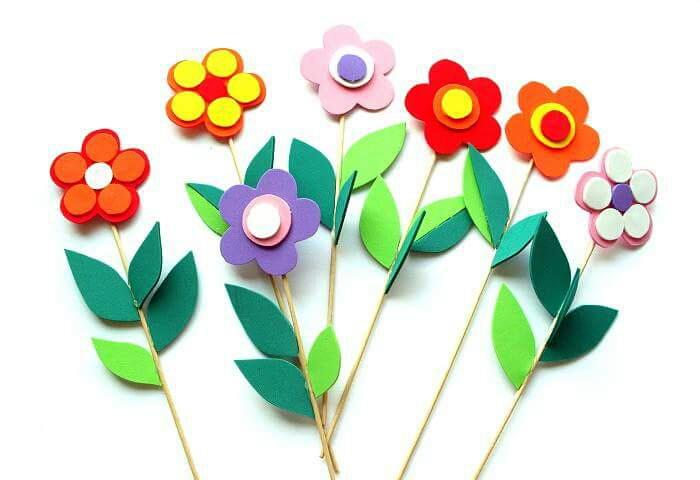 Photo of Evadan Çiçek Yapımı