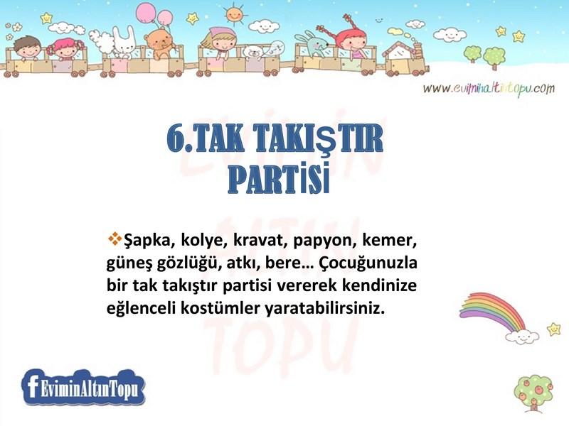 çocuklar için oyun önerileri