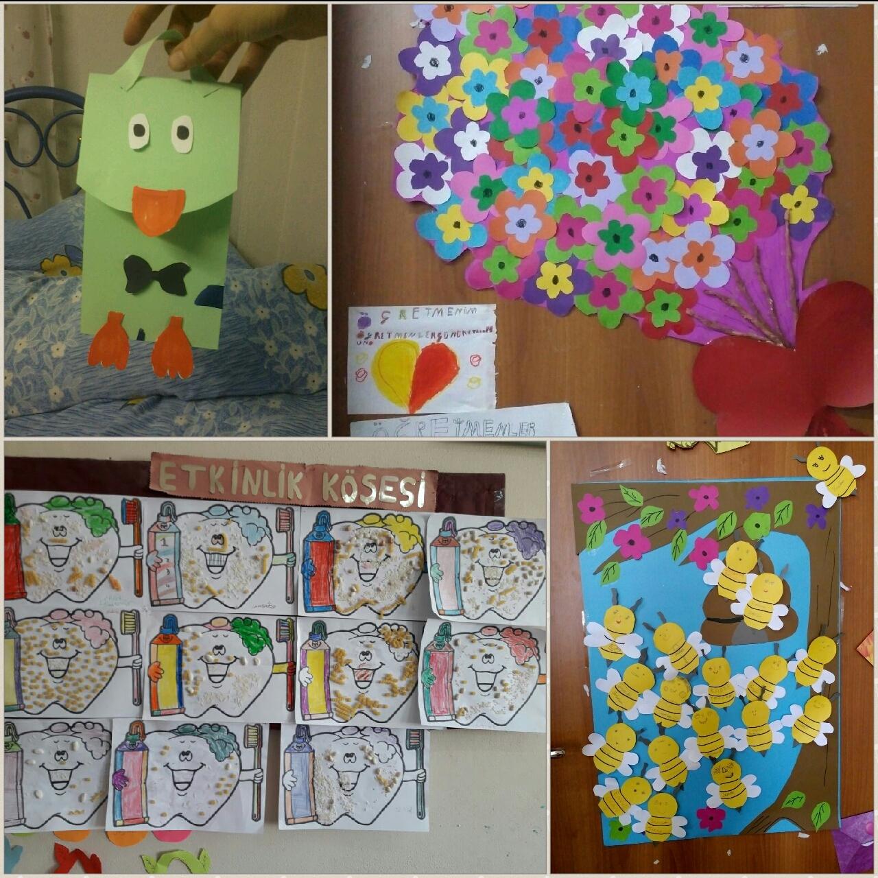 Photo of Karma Sınıf Sanat Etkinlikleri