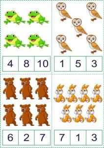 Matematik Etkinlik Sayfalari Evimin Altin Topu