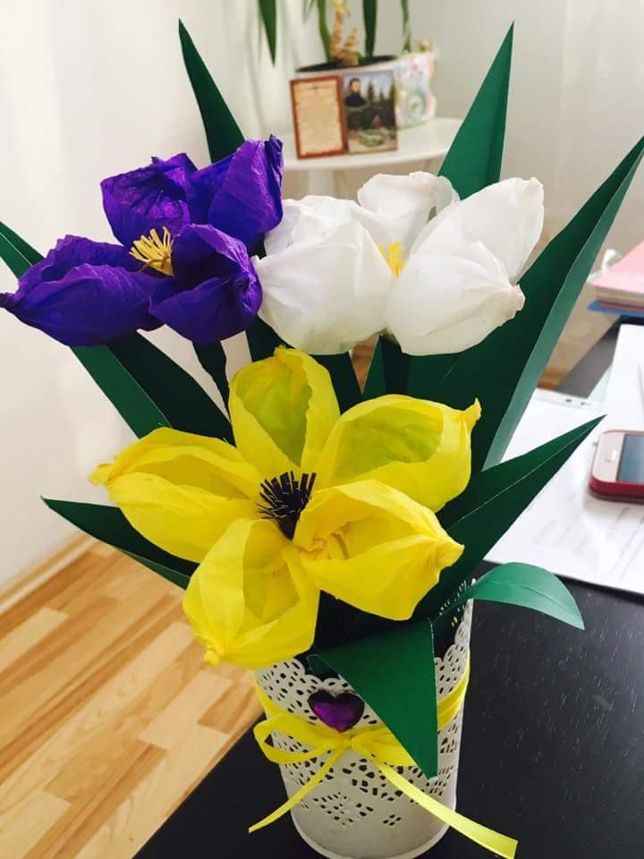 Photo of Eğlenceli Çiçek Yapımları