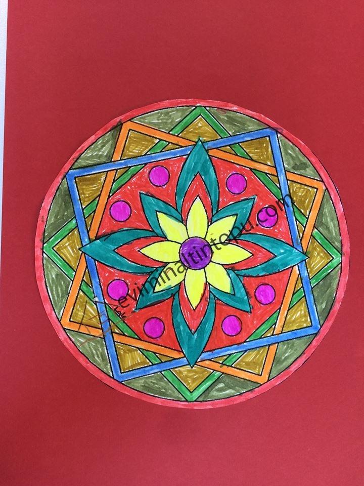 Photo of Çocuklarda mandala sanatı