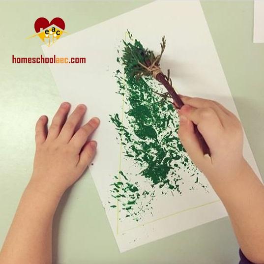 Okul öncesi Yılbaşı Etkinlikleri Yeni Yıl Sanat Etkinlikleri