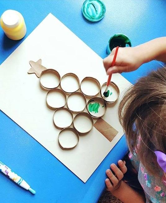 Okul Oncesi Yilbasi Etkinlikleri Yeni Yil Sanat Etkinlikleri