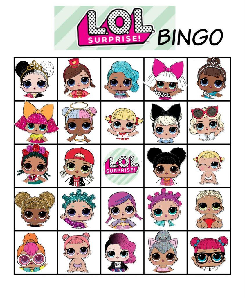 çocuklar için bingo oyunu