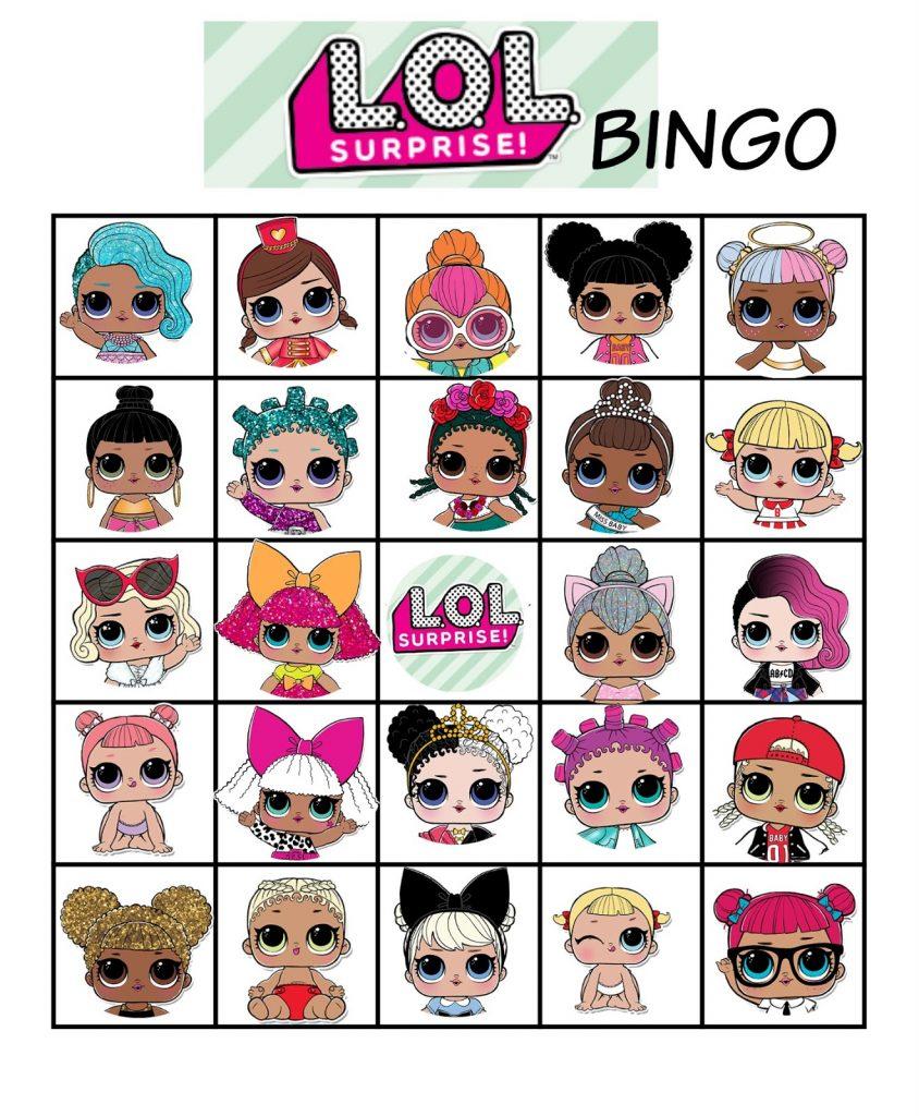 bingo oyunu etkinliği