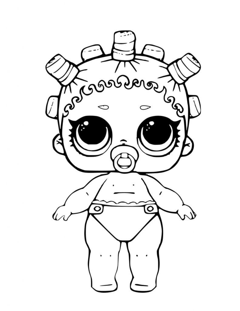 Lol Bebeklerin Cizimleri
