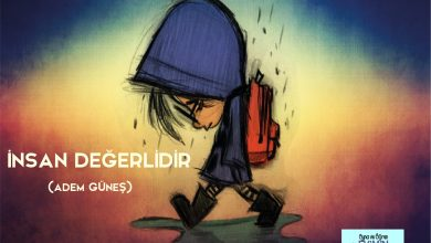Photo of İnsan Değerlidir…